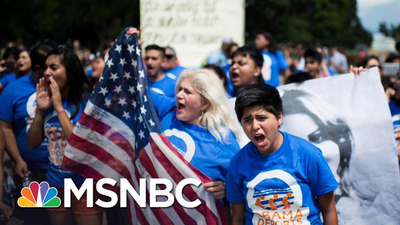 Supreme Court Blocks Obama Immigration Plan | MTP Daily | MSNBC thumbnail