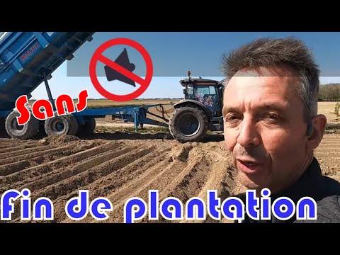 ? Suite et fin de la plantation des Pommes de terre ? ? Suite et fin de la plantation des Pommes de terre ?