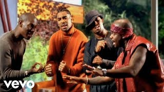 Ginuwine, R.L., Tyrese, Case - The Best Man I Can Be (Official Video)
