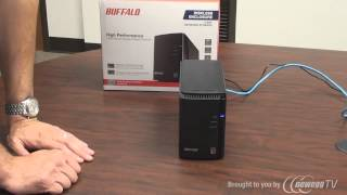 Product Tour: BUFFALO Diskless System Linkstation Pro Duo High Performance RAID Network Storage