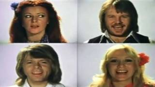"ABBA ""Take A Chance On Me""  (Widescreen - High Definition)"