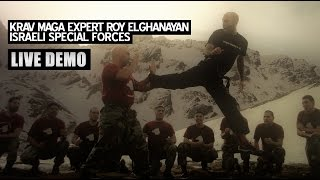 Krav Maga Expert Roy Elghanayan Video