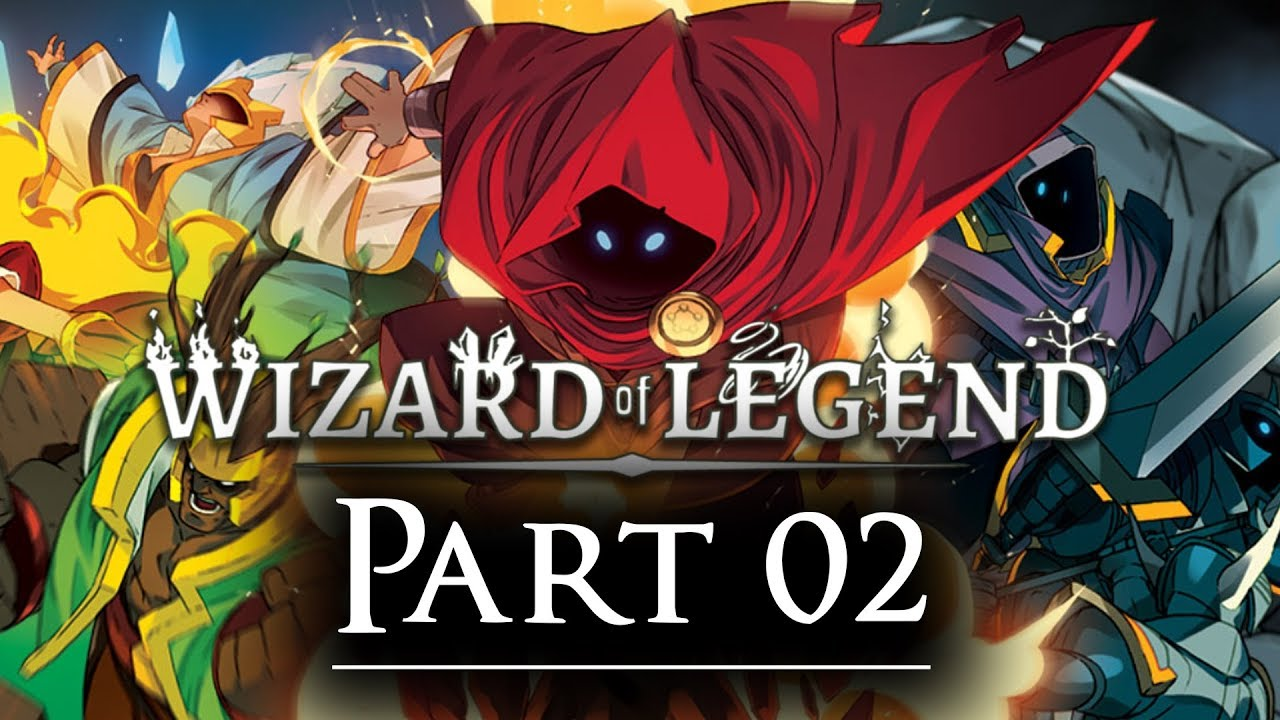 Wizard of Legend (Co-Op) – Part 2: Mehr Zauber!