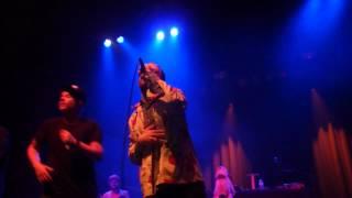 EL-P + KILLER MIKE + DESPOT - Tougher Colder Killer- Regency Ballroom, SanFrancisco June 2012