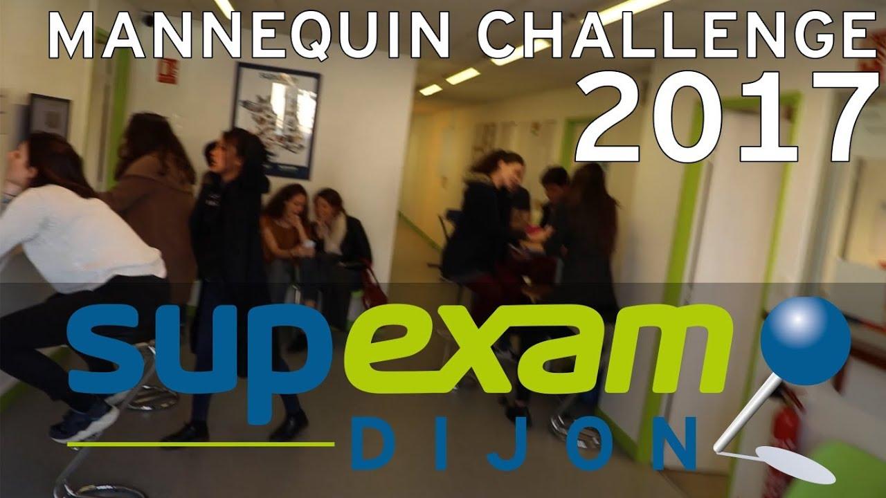 Mannequin Challenge Supexam Dijon 2017