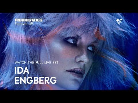 Awakenings Festival 2019 Sunday - Live set Ida Engberg @ Area V