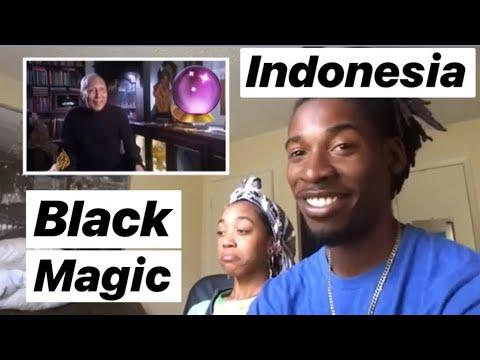 Indonesia's flourishing Black Magic | REACTION (видео)
