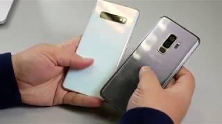 СРАВНЕНИЕ | Samsung Galaxy S10+ vs S9+