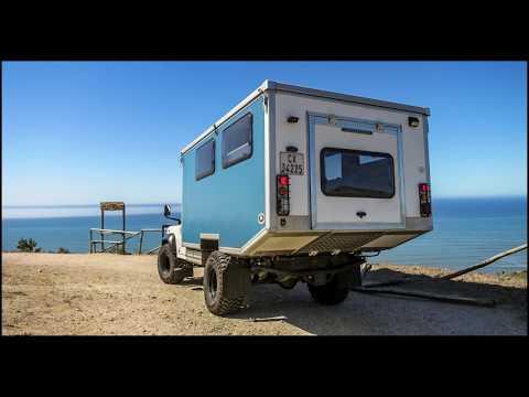 Land Rover Defender 130 Camper Conversion, start to finish