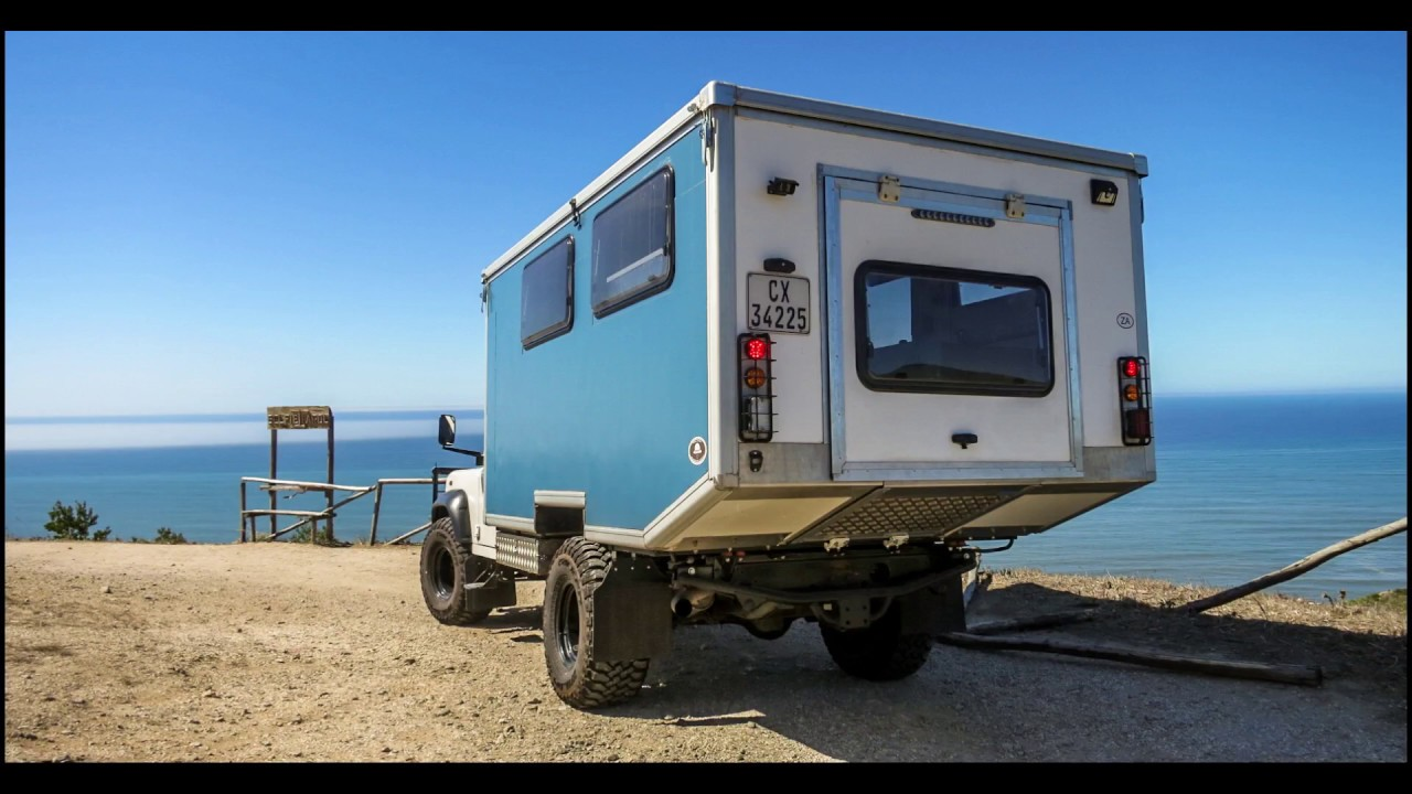 Land Rover Defender 130 Camper Conversion – Start to Finish!