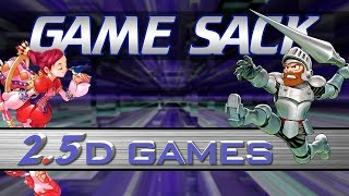 2.5D Games - Game Sack