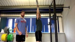 Strength basics - Overhead Press