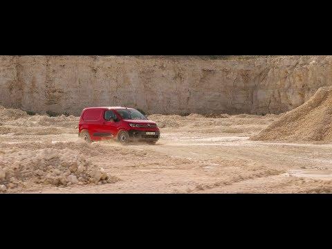 Citroen Berlingo Van Фургон класса M - рекламное видео 3