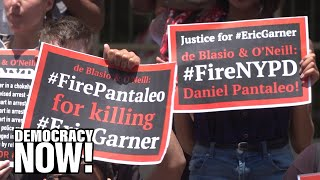 """""""They Didn't Do Their Job"""": Eric Garner Family Outraged DOJ Won't Prosecute His Death by Police"""