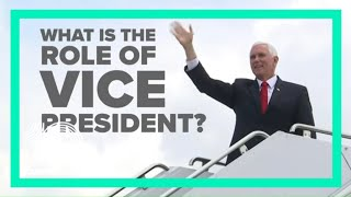 What's the Vice President's role?