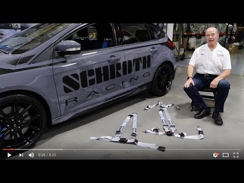 Schroth Racing Quick-Fit Belt