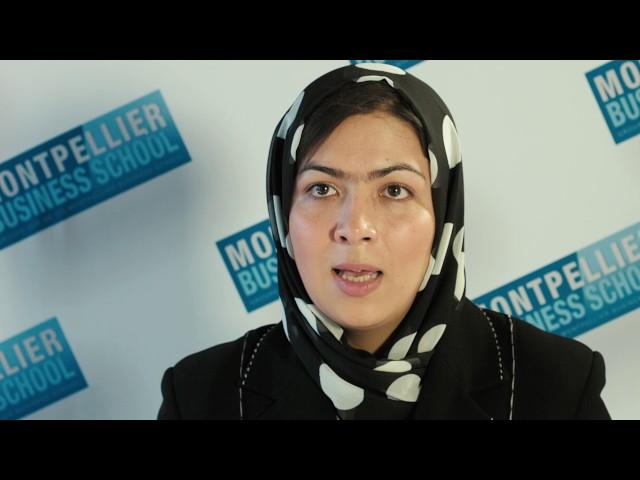 MSc in Finance – Tayyaba Rafat interview