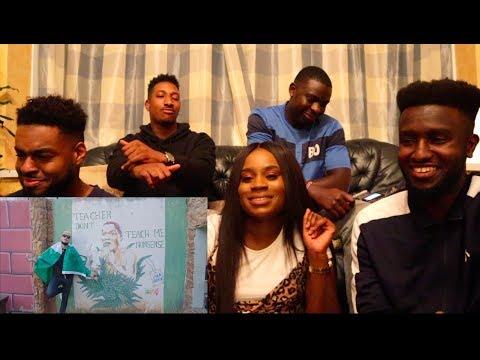 AKA - Fela In Versace ft. Kiddominant ( REACTION VIDEO ) || @akaworldwide @Ubunifuspace