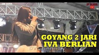 Goyang 2 Jari - Iva Berlian OM.SERA | LIVE Alun Alun Madiun