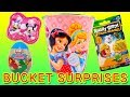 Disney Princess Surprise Bucket with Minnie Mouse Angry Birds Marvel Egg