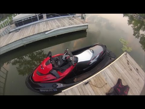 SeaDoo RXT260 ride…..it's supercharged!…and redonkulous!
