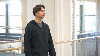 Ведущий солист Большого театра Беларуси Игорь Артамонов о балете