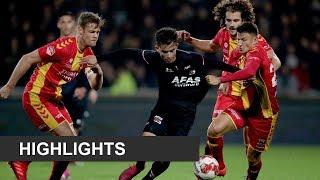 Highlights Go Ahead Eagles - Jong AZ | Keuken Kampioen Divisie