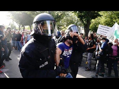 Demo in Berlin: Das Sicherheitskonzept der Polizei hat versagt