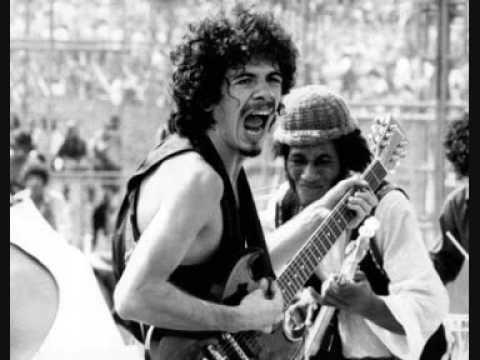 Carlos Santana- The River