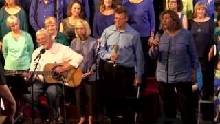 """The Mystic Chorale sings """"Where Have All the Flowers gone"""""""