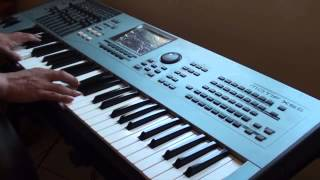 Daft Punk - Touch - Piano Cover Version