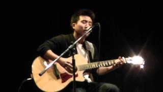 David Choi - That Girl LIVE In Malaysia HD