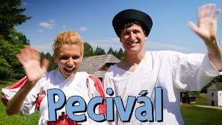 Smejko a Tanculienka - Pecivál