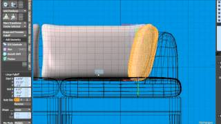 Modeling Sofa In Modo, Part Three [md1]