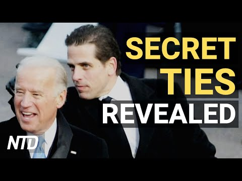 Report details Hunter Biden's foreign ties; Dems want term limits for SCOTUS; China: dam collapses