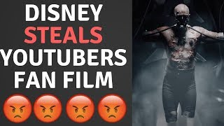 Disney Steals Star Wars Fan Film Vader & Monetizes It!