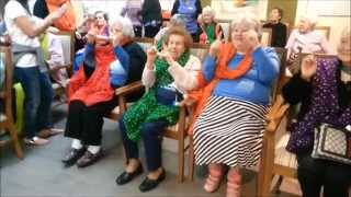 Bollywood at Aged Care Nursing Homes
