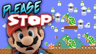 Top 5 Things that SUCK in Super Mario Maker