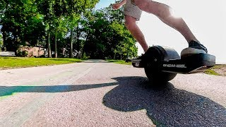 OneWheel XR Battery Challenge | Cobra Pad Review