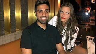 I TOOK MISS WORLD OUT TO DINNER !!!