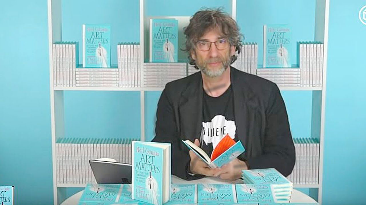 Art Matters: Because Your Imagination Can Change the World by Neil Gaiman
