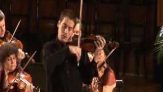 Mendelssohn: Violin Concerto in d, 1st mov. (Kristóf Baráti)