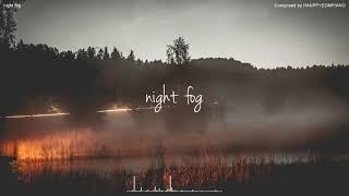 한뼘피아노(HANPPYEOMPIANO) - night fog