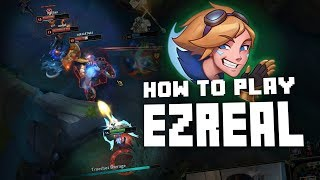 Imaqtpie - HOW TO PLAY EZREAL!