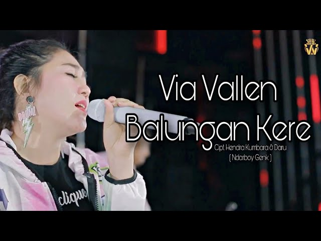 Via Vallen - Balungan Kere ( Official )