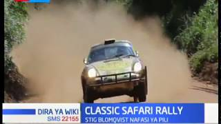Mashindano ya Classic Safari Rally