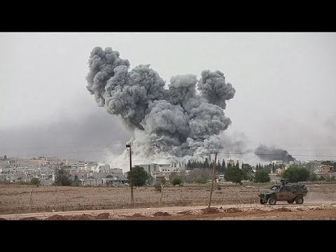 Les Kurdes de Kobané veulent un couloir humanitaire au nord de la ville