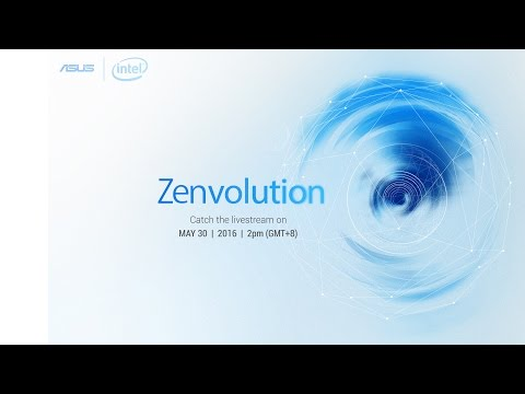 Zenvolution - Computex 2016 Press Event | ASUS (1h 33m)