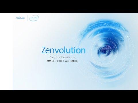 Zenvolution - Computex 2016 Press Event | ASUS (1h 33m)