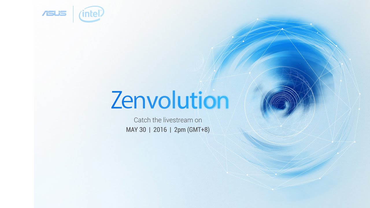 Watch Asus's Zenvolution Event Live From Computex